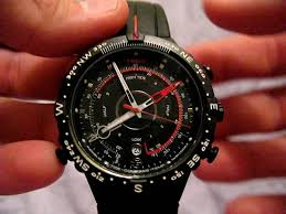 timex e instruments tide temp compass video review