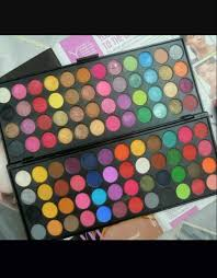 glamorous makhmally matte touch eyeshadow palette 48 48 96 colors