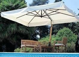 best cantilever patio umbrellas umbrella rectangular uk