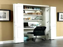 office in a small closet small closet office ideas closet desk ideas amazing to brings office office in a small closet