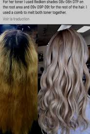 Wella Toner Chart Before And After You Will Love T28 Toner Before And After Wella Color Charm