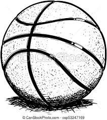 バスケットボールボール 手 ベクトル イラスト 図画