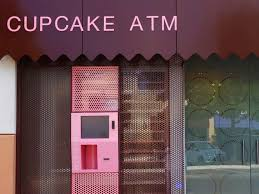 Cupcake Vending Machine Nyc Locations Extraordinary 48hour Cupcake ATM To Rock HTown's Dessert World With Latenight