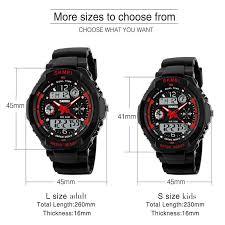 SKMEI <b>Watches</b> Anti-Shock <b>5Bar</b> Waterproof Outdoor <b>Sport Watches</b> ...
