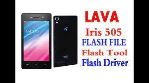 Lava Iris 505 S108 Firmware [original ...
