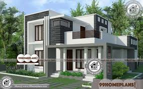 2 story house plans for narrow lots 80