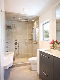 Bathroom - contemporary beige tile and limestone tile bathroom idea in Los  Angeles with an undermount