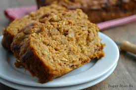 Image result for pumpkin banana bread