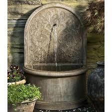 neoteric wall fountain outdoor water indoor and clearance diy neoteric wall fountain outdoor water outdoor wall water fountains
