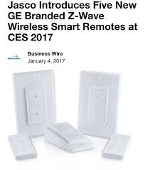 ge 45631 wave wireless lighting. GE Jasco Z-wave Smart Remotes (CES 2017) - Devices \u0026 Integrations SmartThings Community Ge 45631 Wave Wireless Lighting F