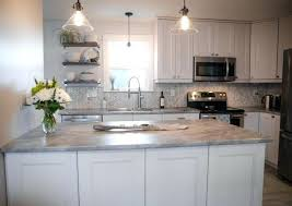 living the used marble laminate formica argento romano beautiful kitchens with