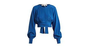 <b>Silk Tops</b> For <b>Women Blouse</b> Trends