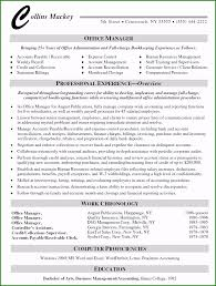 Office Management Resume Professional Business Management Resume Examples Top Rated
