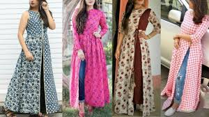 Kurta Designs To Wear With Jeans Pin On Indian Outfits