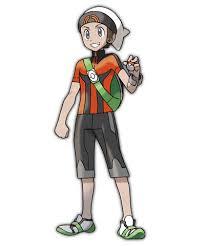 Risultati immagini per pokemon ORAS brendan