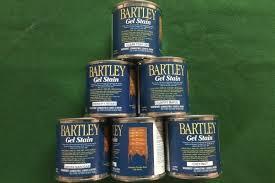 Bartley Gel Stain Half Pint 12 95 Picclick