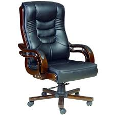 luxury office chairs leather. Luxury Office Chair Executive Desk Massive Business Seat In Black Leather . Chairs