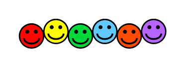 Image result for colorful smiley faces