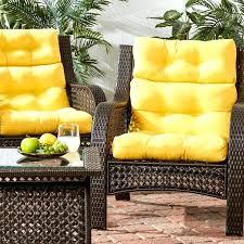 yellow patio cushions yellow patio furniture cushions design ideas yellow outdoor cushions canada