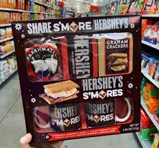 this hershey s s mores gift set will