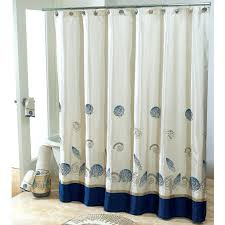 um size of curtains round shower curtain rail dual rod double curved tension pole curtains
