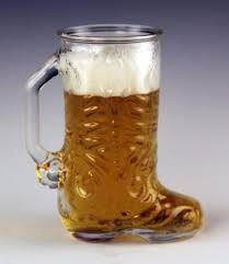 Image result for boot stein glass