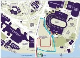 Sports Medicine Center At Husky Stadium Access To Parking