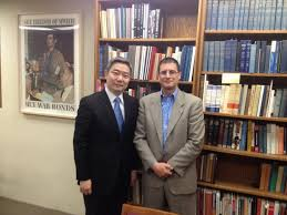 At Visited president Chun Wakin Professor i Chen Vice The Eric TpAw8qf