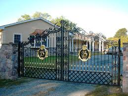 wrought iron fence gate.  Gate CustomWrought Iron Gates For Wrought Fence Gate