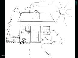 Coloring Pages For Adults Flowers Online Kids Fall House To Color