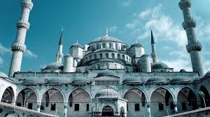 download wallpaper 3840x2160 grand mosque sultanahmet mosque