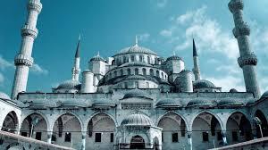 download wallpaper 3840x2160 grand mosque sultanahmet mosque