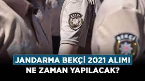 Jandarma bekçi alımı ne zaman yapılacak? 2021 Jandarma bekçi alımı olacak  mı? - Haberler - Diriliş Postası