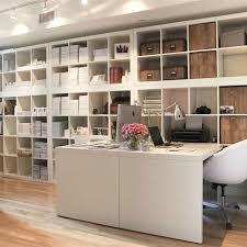 home office ikea expedit. home office set up ikea bookcases for the win 2 expedit deskshelf combos desks back to school room could use shelves divide larger if e