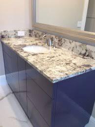 bathroom vanity granite backsplash. Bathroom Vanities Orlando #4 White/Tan/Beige Granite Countertops With Backsplash Vanity
