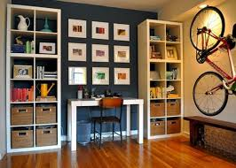 Cool apartment storage solution with cabinets. Storage Ideas