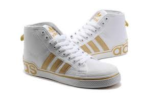 adidas shoes high tops gold. adidas uk store - buy originals ad228 high top canvas casual shoes men white gold oq08069 tops