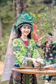 有一种惊艳叫当少数民族服饰遇见越南美女- 壹读