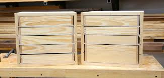 How To Make Drawers How To Build Woodshop Drawers Free Diy Tool Drawer Plans