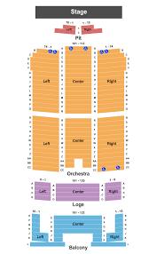 Opac Seating Chart San Angelo Performing Arts Center Seating Chart San Angelo