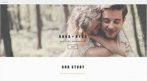 Wedding Website Template Classy How To Create The Perfect Wedding Website