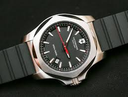 victorinox swiss army inox watch review ablogtowatch victorinox swiss army inox watch review wrist time reviews