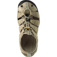keen women 39 s clearwater leather cnx sandals aluminum brindle