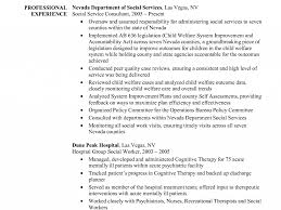 Joyous Social Work Resume Examples 3 Social Worker Resume Sample