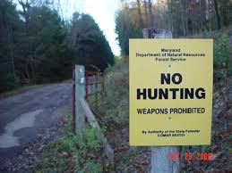 Maryland DNR Tells Landowner To Remove Gate And Take Down Signs Best Dnr Take Anyone For Granted Quotes