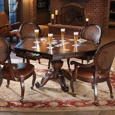 game room furniture ideas. family game time on the beautiful austin room furniture set by frontgate ideas
