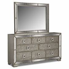 Mirrors Bedroom Bedroom Sets With Mirrors Angelina Dresser Mirror Value City