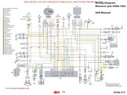 arctic cat atv wiring diagram atv automotive wiring diagrams arctic cat 500 4x4 wiring diagram at Arctic Cat 4x4 Wiring Diagram