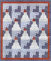 Quilt Inspiration: Free pattern download for Snow Days by A.E. ... & Quilt Inspiration: Free pattern download for Snow Days by A.E. Nathan Adamdwight.com