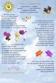 Gedichte Zum Geburtstag Lustig 40 Geburtstagssprüche